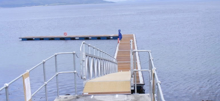 LochRanza Pontoon